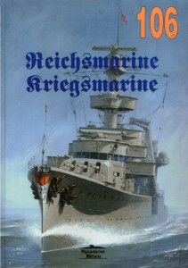 Reichsmarine Kriegsmarine - Wydawnictwo Militaria 106