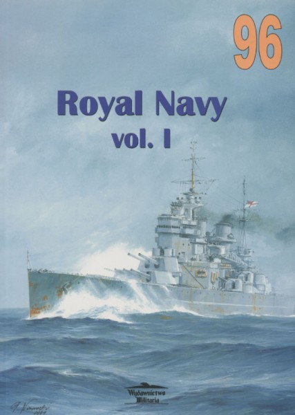 Royal Navy Vol 1 - La Maison D'Édition 096