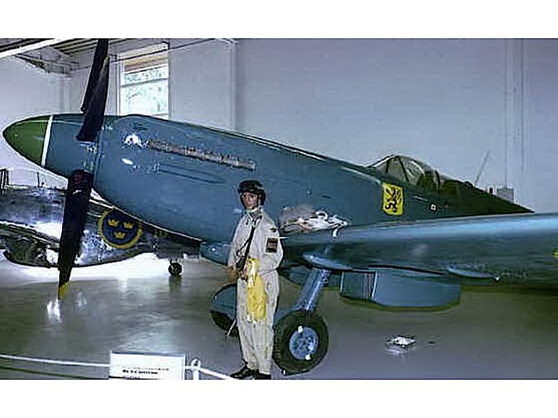 Spitfire PR Mk XIX - Jalutada