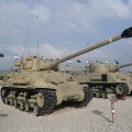 Super Sherman M-51 -