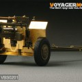 USA 105mm Howitzer M2A1 - VOYAGER MODEL PE35434