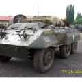 Pancerny Kombi Samochód M20 - Spacer