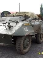Бронированные Грузопассажирских Автомобилей М20 - Прогулка Вокруг