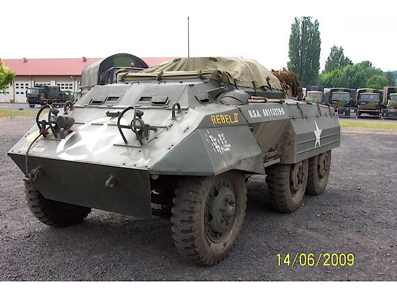 Armored Utility Car M20 - Walk Around