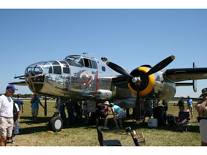 B-25 Mitchell - WalkAround