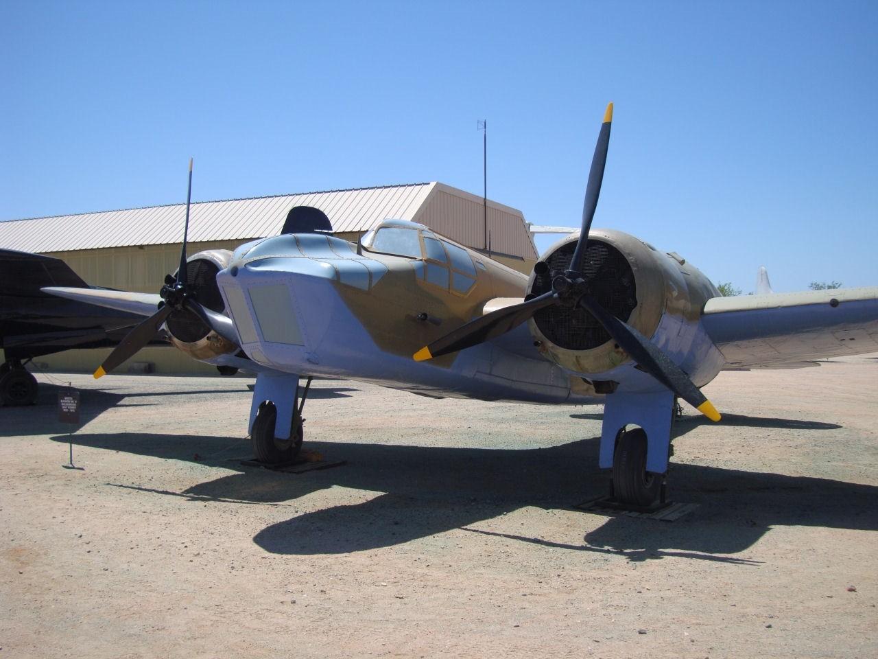 Bristol Blenheim Mk IV - Walk Around