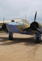 Bristol Blenheim Mk IV, Walk Around