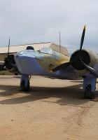 Bristol Blenheim Mk IV Kävellä