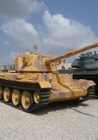 FV 4101 charioteer kontrollieren - Walk Around