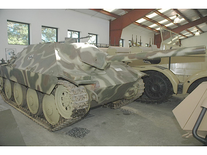 Jagdpanzer 38 - Hetzer G - Walk Around