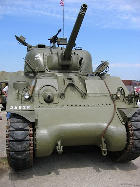 M4 Sherman - Spacer