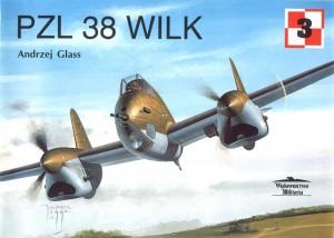 PZL P. 38 Wilk - Wydawnictwo Στρατιωτικό 003 - Βιβλίο
