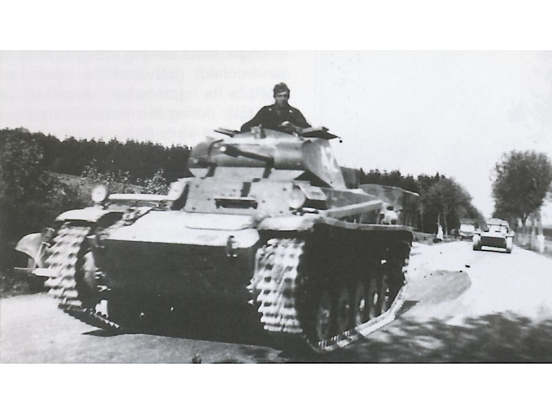 Panzer II - Album photos