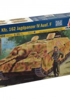 Sd.Kfz.162 niszczyciel czołgów IV Ausf.F - ITALERI 6488