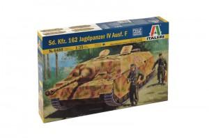 Sd.車します。162jagdpanzer IV号戦車F-イタレリ6488