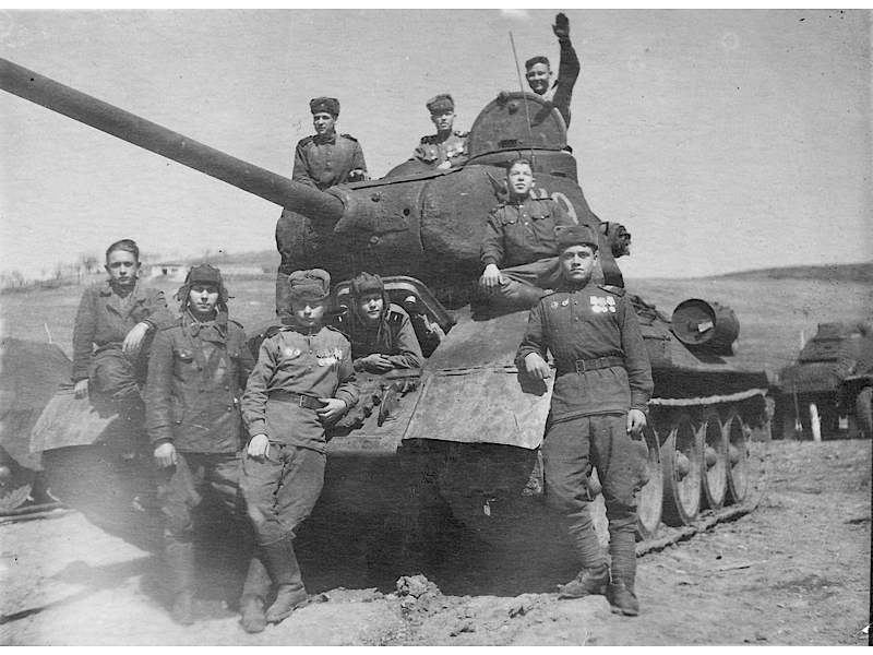T-34 - Album photos