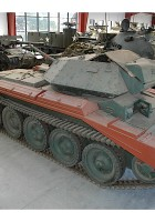 Tank Crusader Mk II - Walk Around