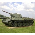 Char T-34/76 Model 1941 vol2 - WalkAround