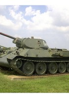 Char T-34/76 Modell 1941 vol2 - WalkAround