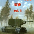 Tanks KW - Kliment Voroshilov Vol 1 - Wydawnictwo 163