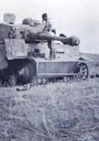 破壊され、戦傷AFV-写真