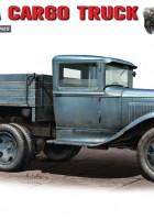 GAZ-AAA貨物のトラック-MINIART35127