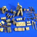 Grille - Ammo - Stowage - Crew - Verlinden 2707