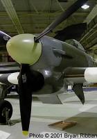 Hawker Typhoon - Spaziergang Rund Um