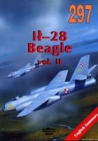 Il-28 Beagle Vol 2 - Wydawnictwo Militaria 297