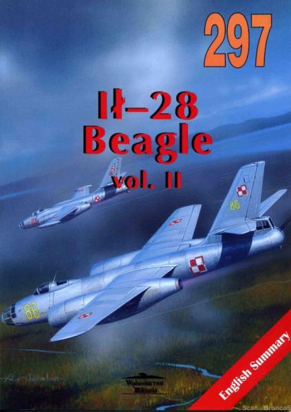 Il-28 Beagle Vol 2 - Tvarkymo Militaria 297