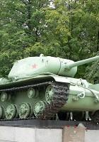 KV-85 (obekt 239) - Chodiť