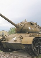 M47 Patton - Interaktív Séta