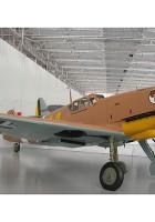 Messerschmitt Bf 109 G-2 - Gå Rundt