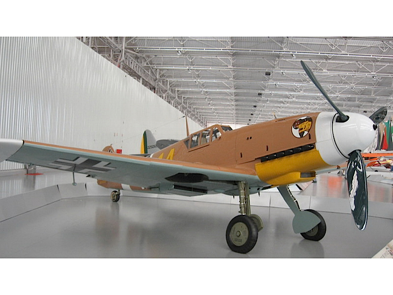 Messerschmitt Bf 109G-2 – Walk Around