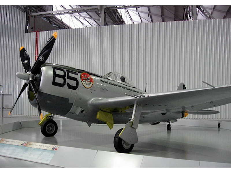 P-47 Thunderbolt-WalkAround