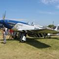 P-51D Mustang - Caminar