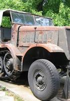 SdKfz 9 Famo - Išorinis Sukamaisiais Apžiūra