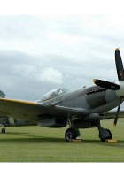Spitfire FR XVIIIe - Walk Around