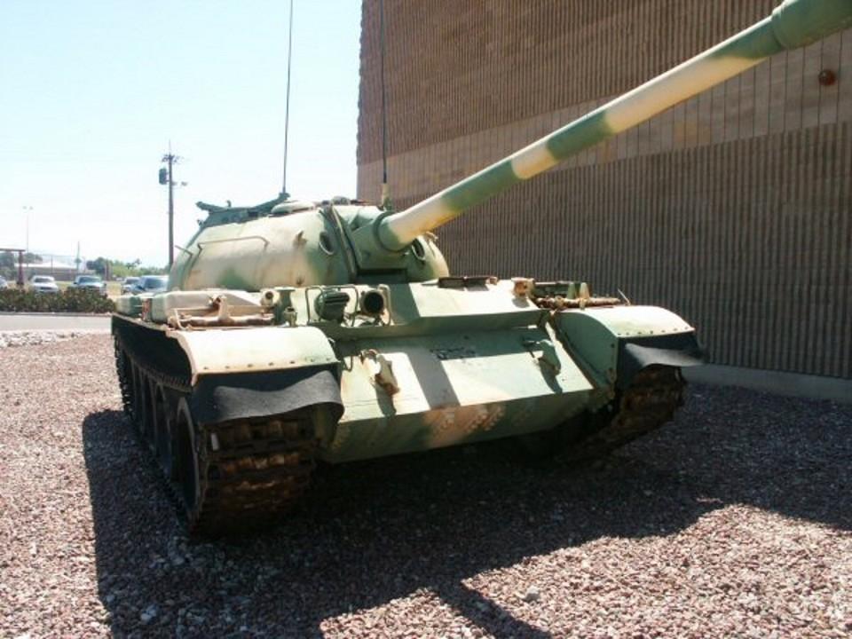 T-54 - Περιήγηση