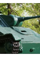 T-70 차량 중 하나