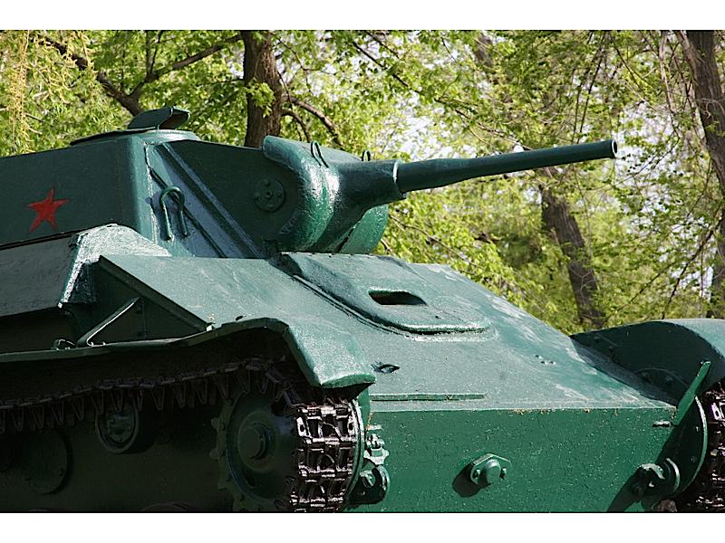 T-70 - WalkAround