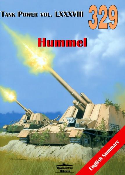 Wydawnictwo Militærhistorisk 329 - Hummel