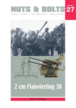 2 cm flak Vierling 38 - Nuts & Skrutky 27