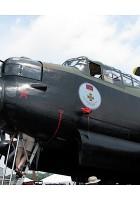 Avro Lancaster - Išorinis Sukamaisiais Apžiūra