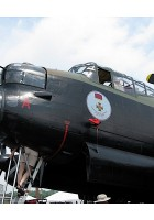 Авро Lancaster - Walkaround Z Żaglem