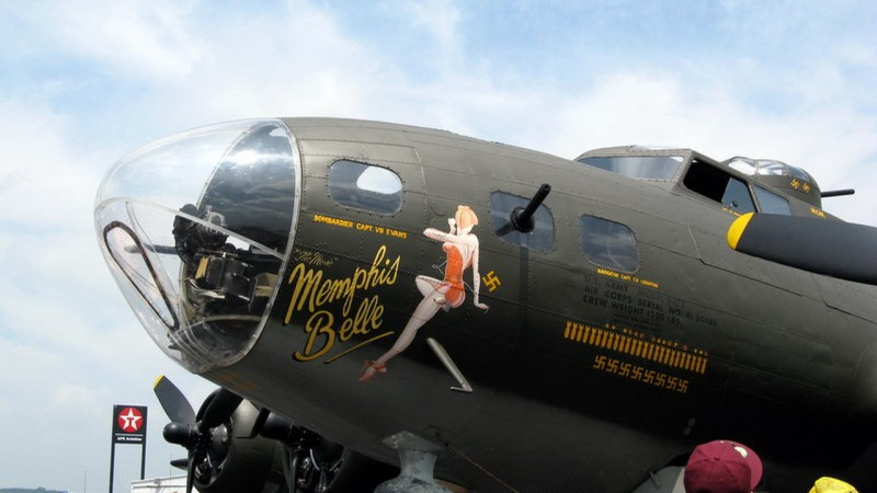 B-17G Flying Fortress Vol2 - Omrknout