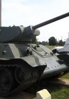 Char T-34/76 Modell 1941 vol3 - WalkAround