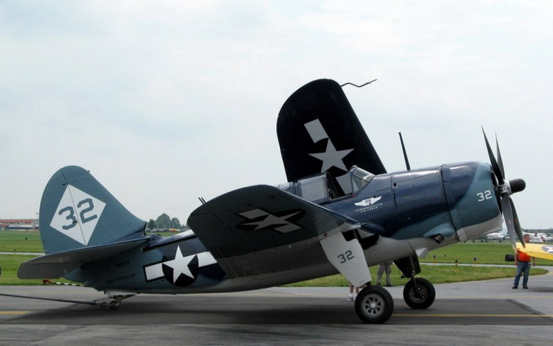 Curtiss SB2C-5 Helldiver - WalkAround