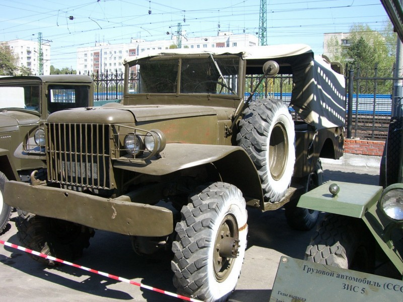 Dodge WC51-WalkAround