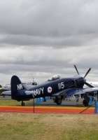 Hawker Sea Fury - Walk Around